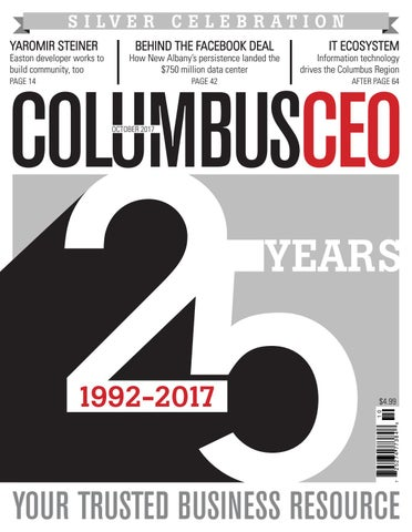 e0521a950f2c1 Columbus CEO - October 2017 by The Columbus Dispatch - issuu