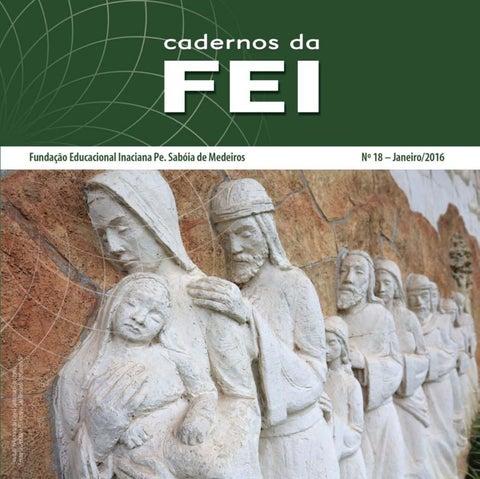 11d37119a43 Cadernos da FEI - Nº 18 by Centro Universitário FEI - issuu