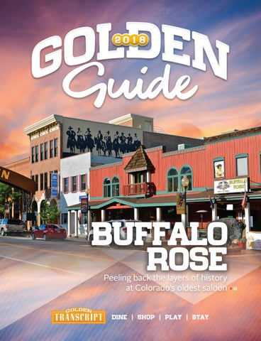 2018 Golden Guide By City Of