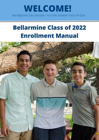 bellarmine college prep essay