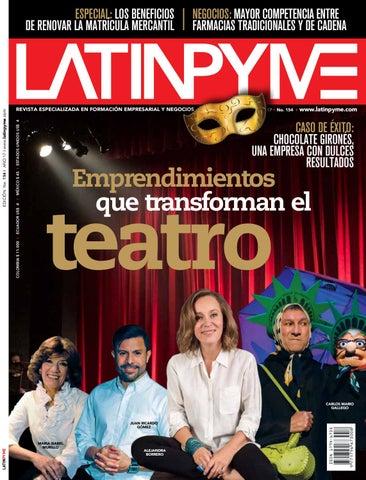Edición Latinpyme No. 154