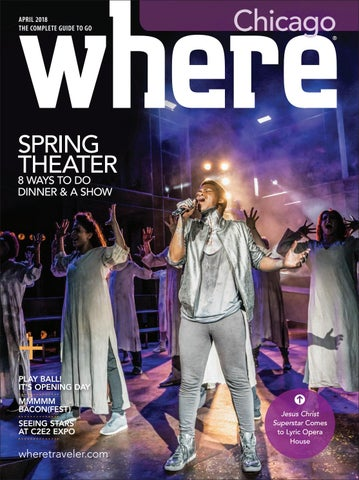 915a99ee58 Where Magazine Chicago Apr 2018 by Morris Media Network - issuu