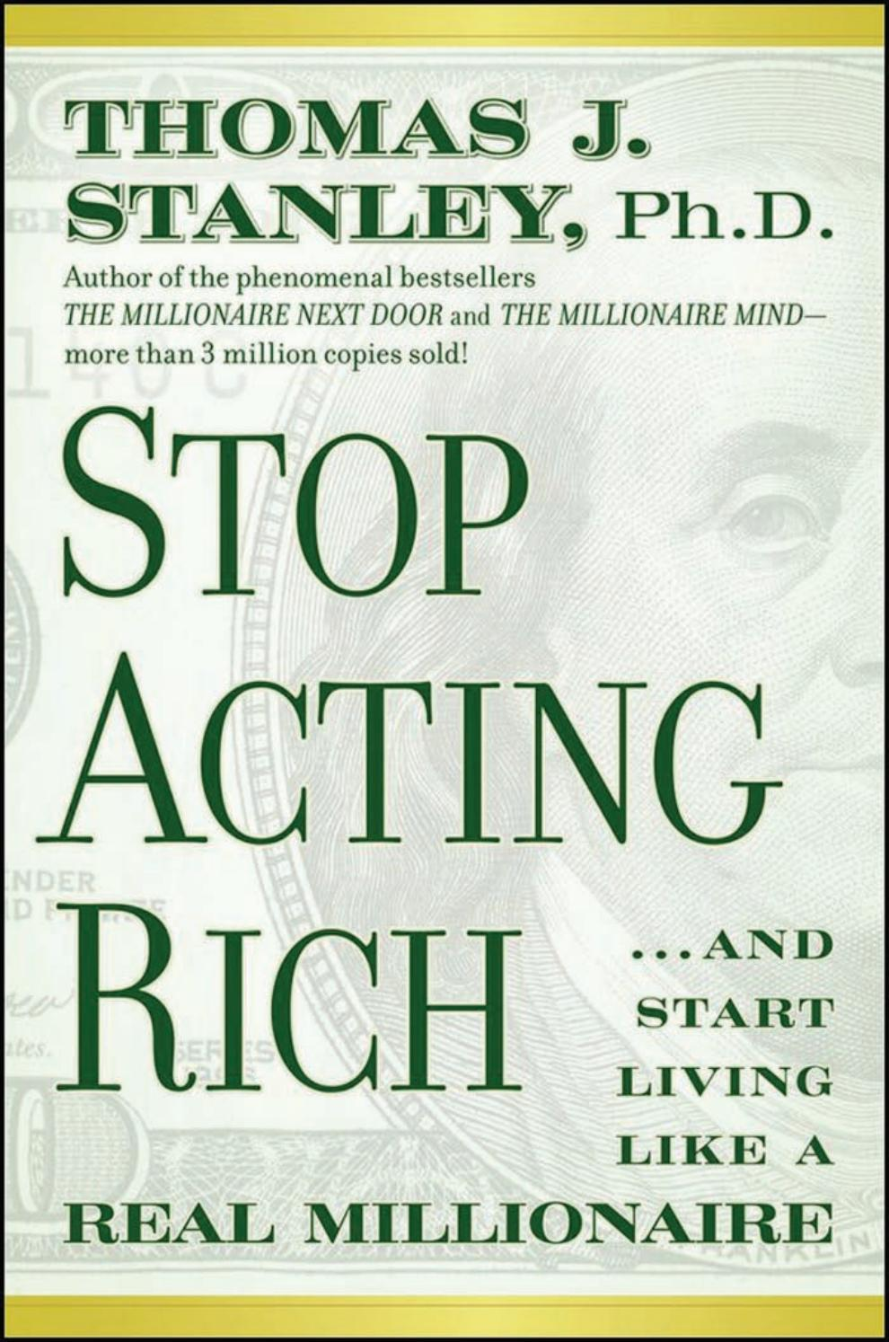 Stop acting rich by Infovaliosa - issuu