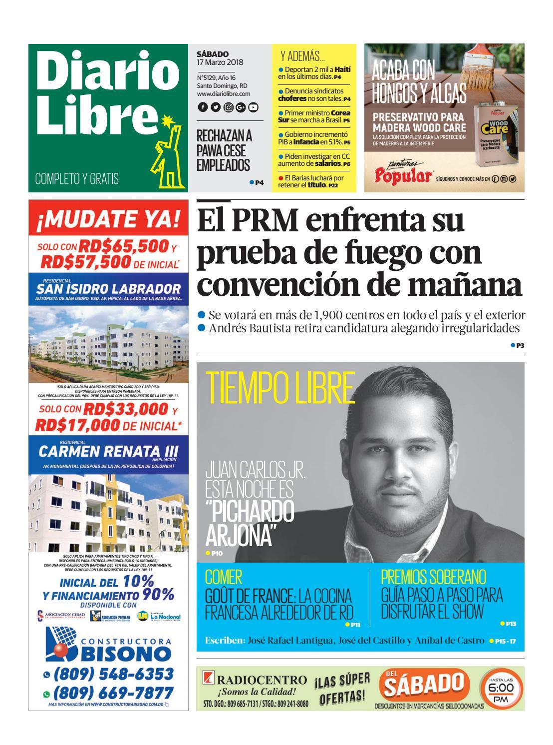 Diariolibre5129 by Grupo Diario Libre, S. A. - issuu