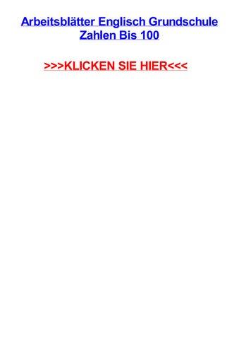 Fantastisch Arbeitsblätter 100 Zählen Galerie - Mathe Arbeitsblatt ...