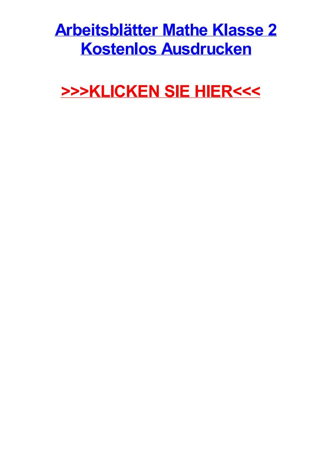 Charmant Mathe Danksagung Arbeitsblatt Galerie - Gemischte Übungen ...