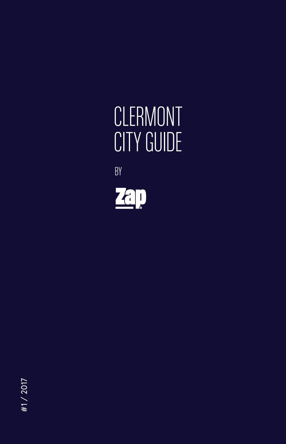 b61e0d472a9afe ZAP City Guide  1 - 2017 by Zap Editions - issuu