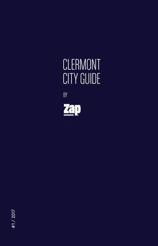 By City 2017 Editions Issuu Zap Guide1 cuT3l1KJF