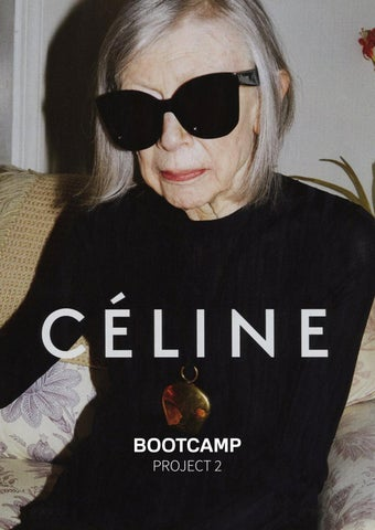 Celine Fashion Research by Chittock22 - issuu