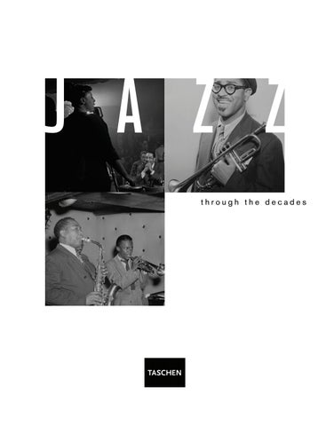 competitive price db3d3 72080 Jazz through the decades  A coffee table book