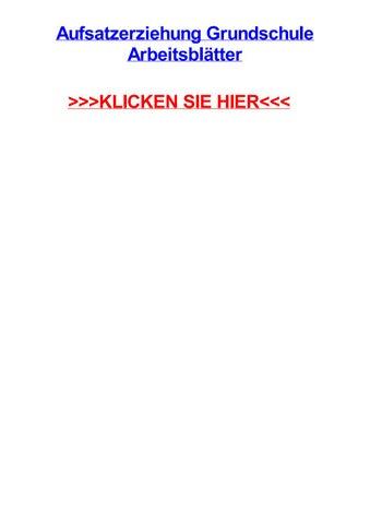Aufsatzerziehung grundschule arbeitsbltter by jasonqdjyv - issuu