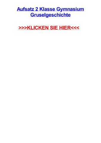 Deutsch aufsatz gruselgeschichte motivationsschreiben studium soziale arbeit vorlage