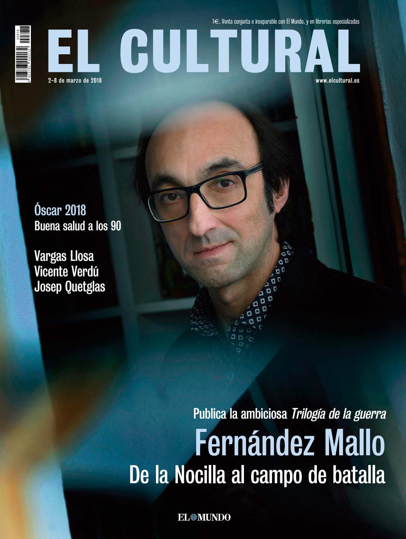 fe24f4776b4f El Cultural   El Mundo 02 03 2018 by mario guerola - issuu
