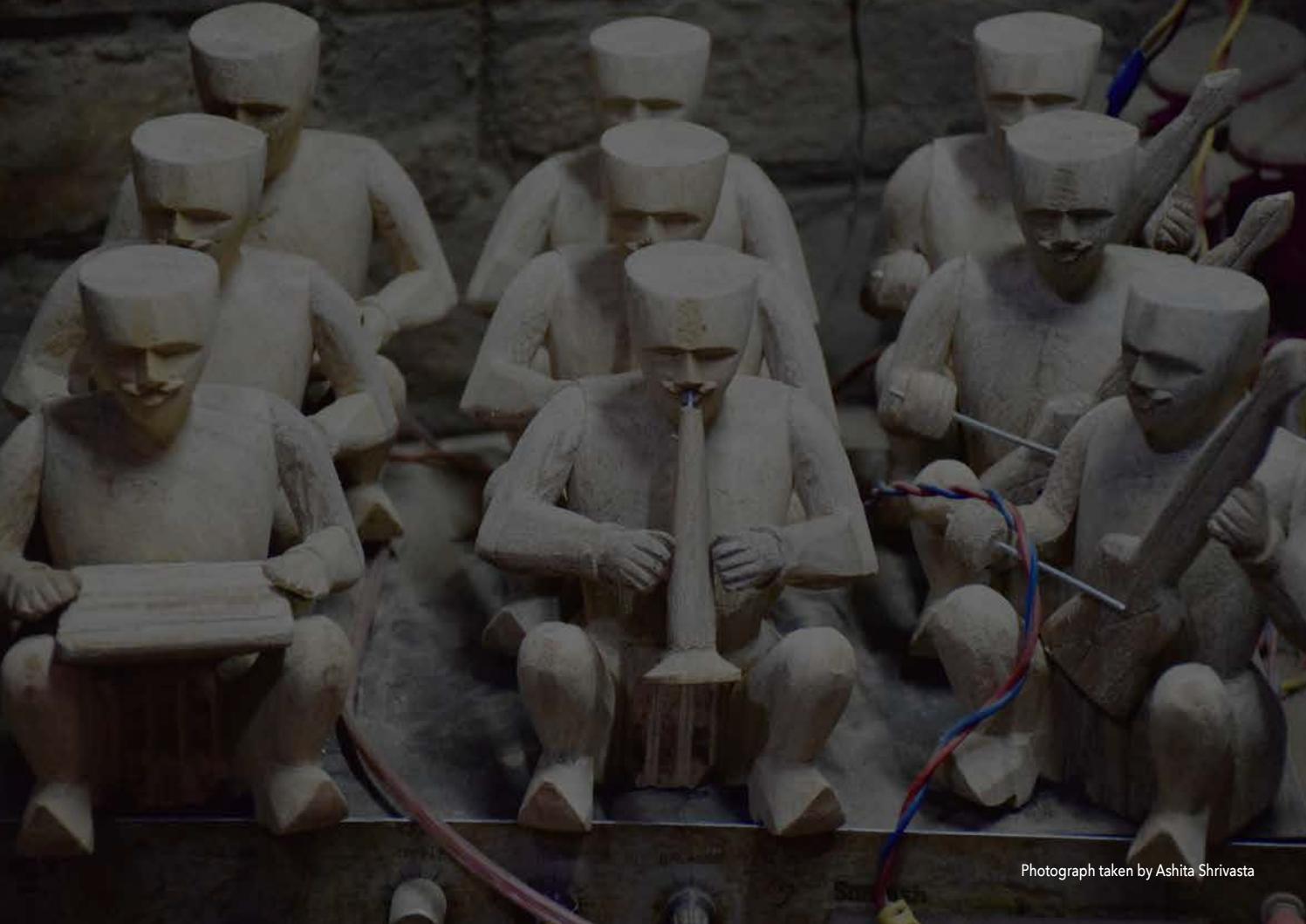 kashi kaath kari - unfolding story of varanasi wooden toy