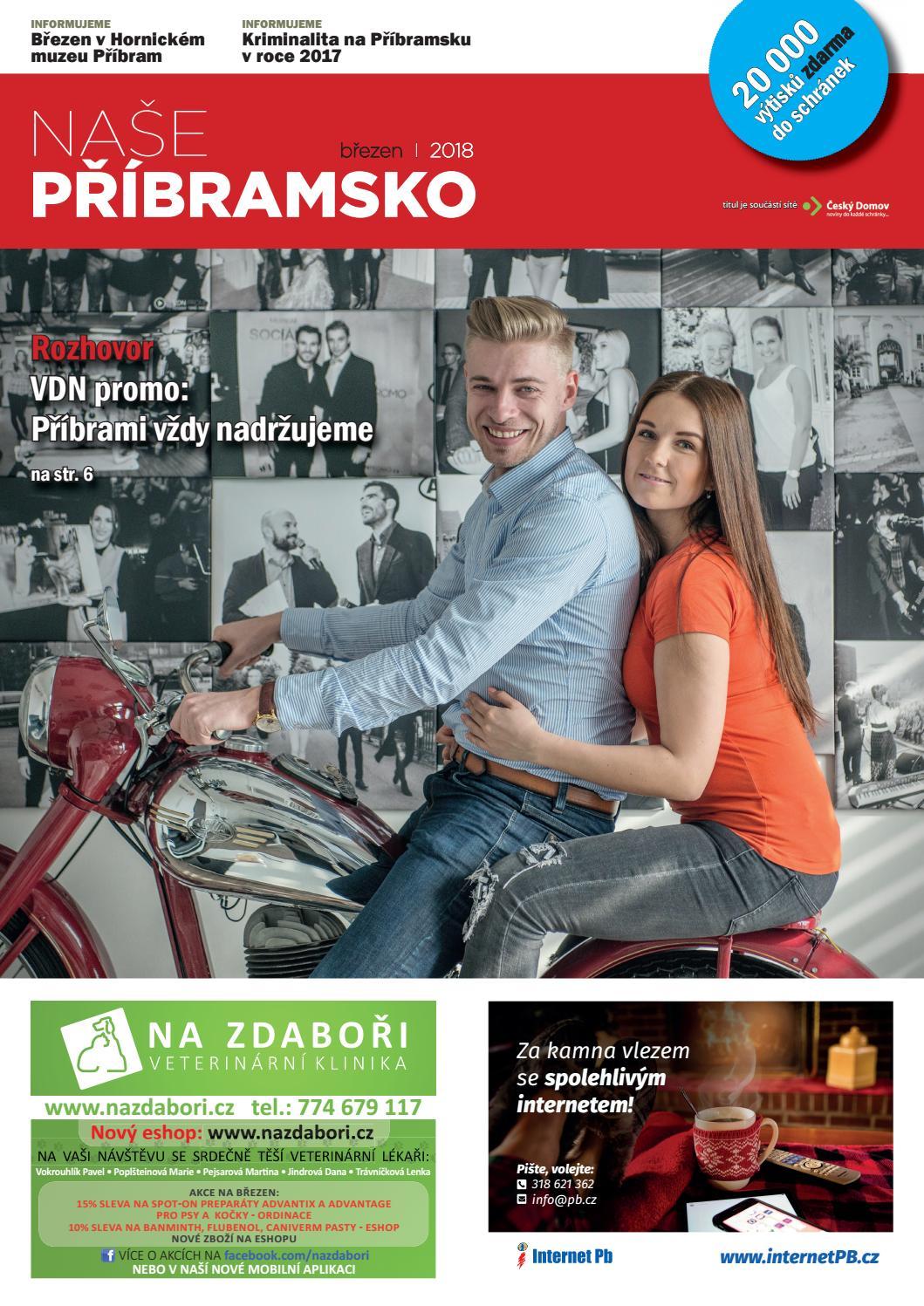NAŠE PŘÍBRAMSKO - 03 2018 by Jiří Trnka - issuu 5bc89558a4