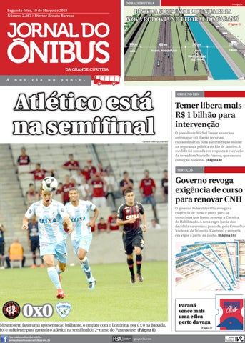 Jornal do Ônibus - Edição do dia 19-03-2018 by Editora Correio ... 189e47e71cd85