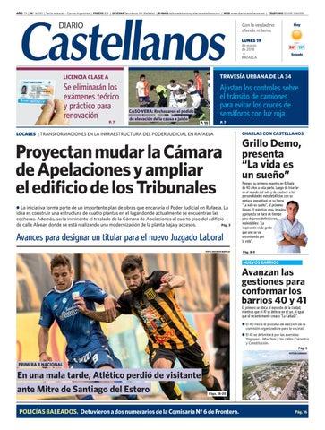 977a67a6af Diario Castellanos 19 03 by Diario Castellanos - issuu