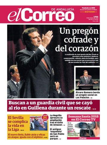 3c4fa221f 19.03.2018 El Correo de Andalucía by EL CORREO DE ANDALUCÍA S.L. - issuu
