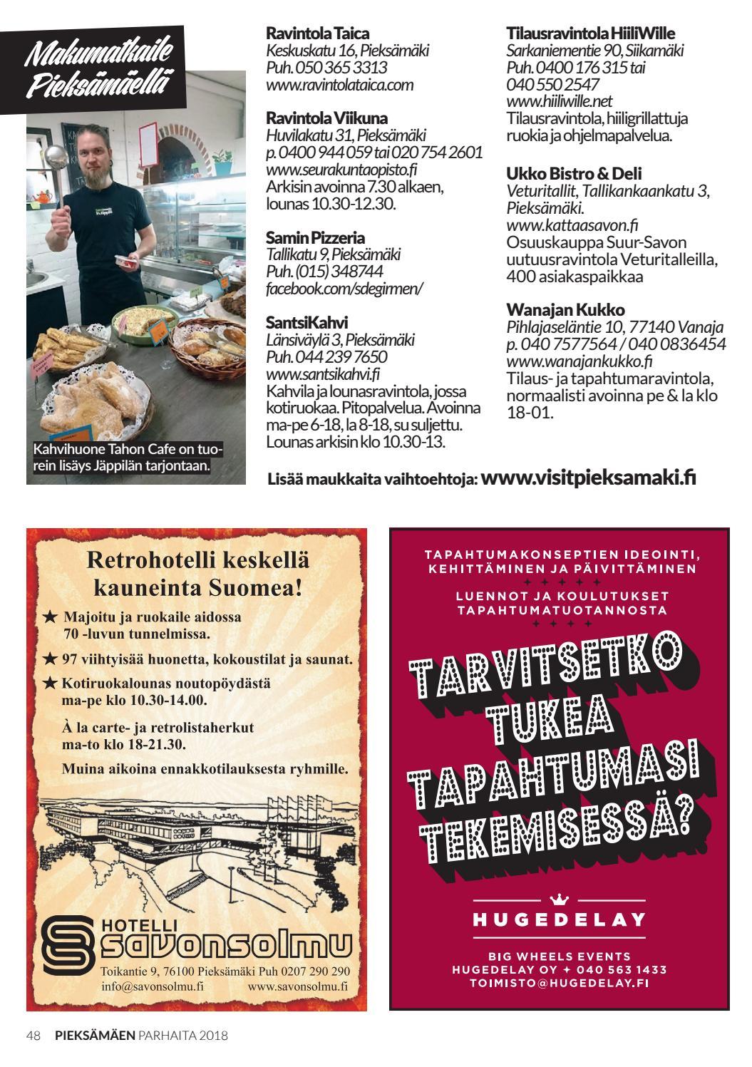 Samin Pizzeria Pieksämäki