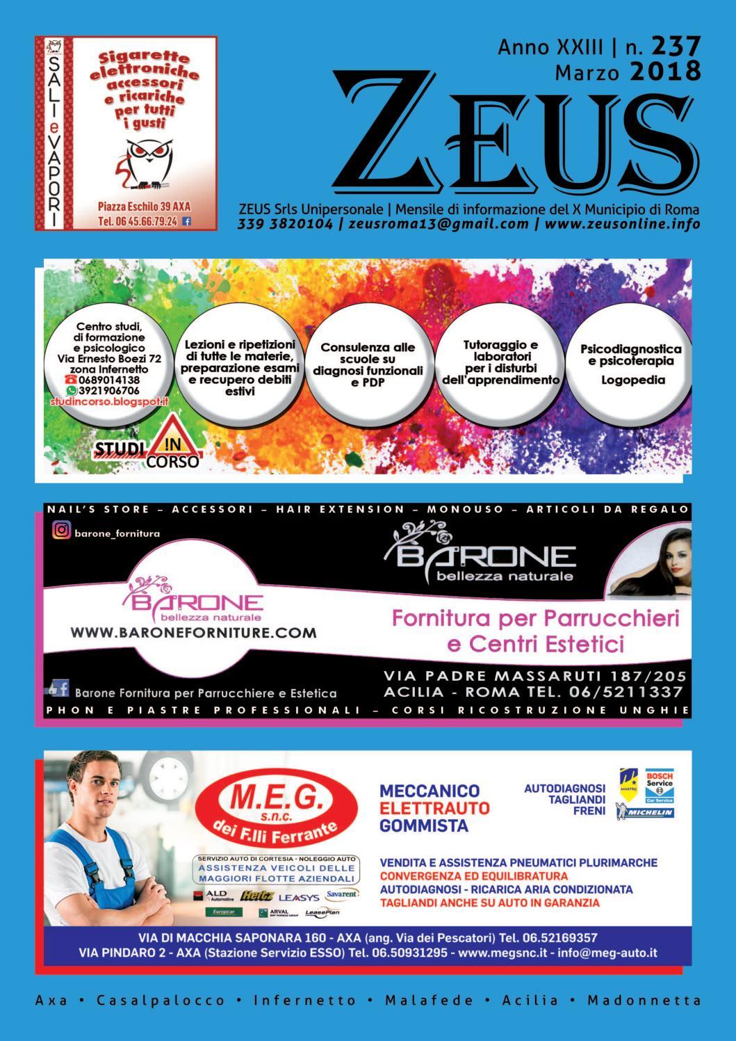 Agenzia di incontri Zeus
