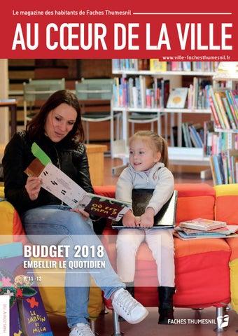 Le Magazine Des Habitants De Faches Thumesnil