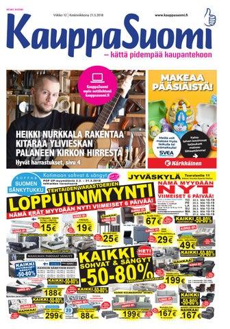 KauppaSuomi 12 2017 (E) by KauppaSuomi - issuu 984d82122c