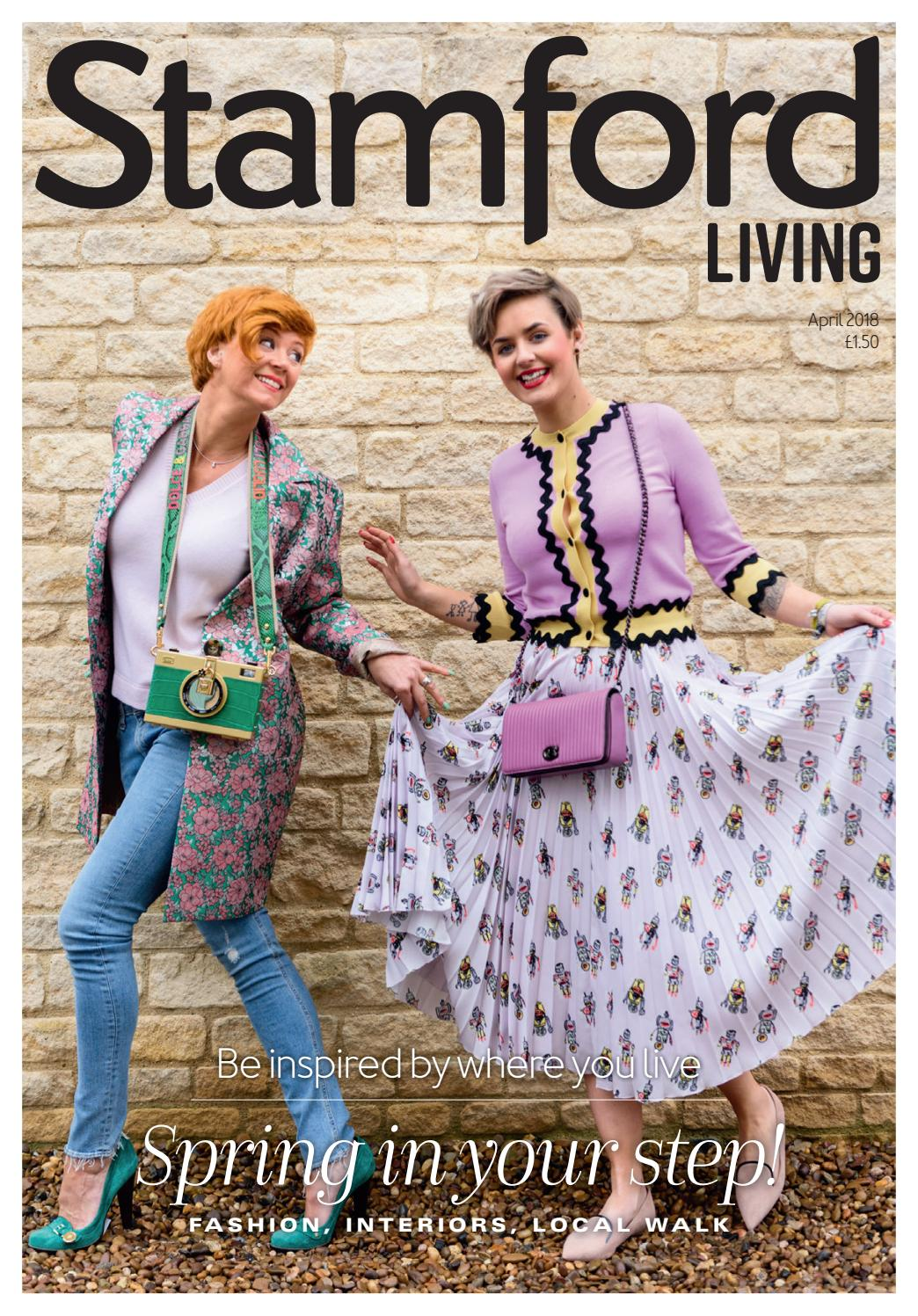9d7281f76016 Stamford Living April 2018 by Best Local Living - issuu