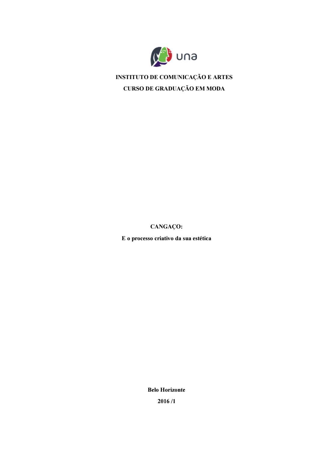 ad85c286d2 ANDAIRA FELICIANO - Monografia by Una Trendsetters - issuu