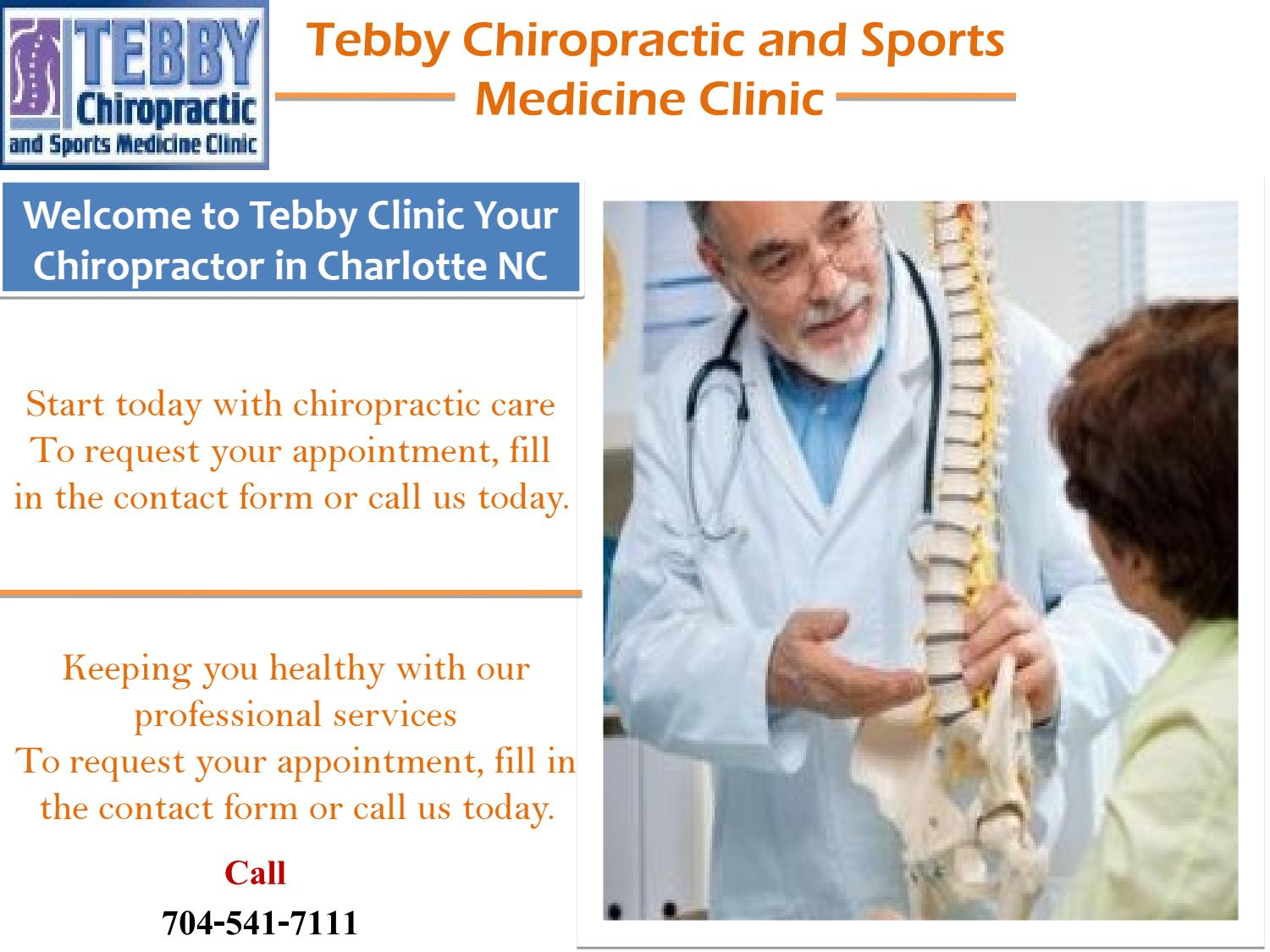 chiropractic treatment specialist chiropractor in charlotte nc by