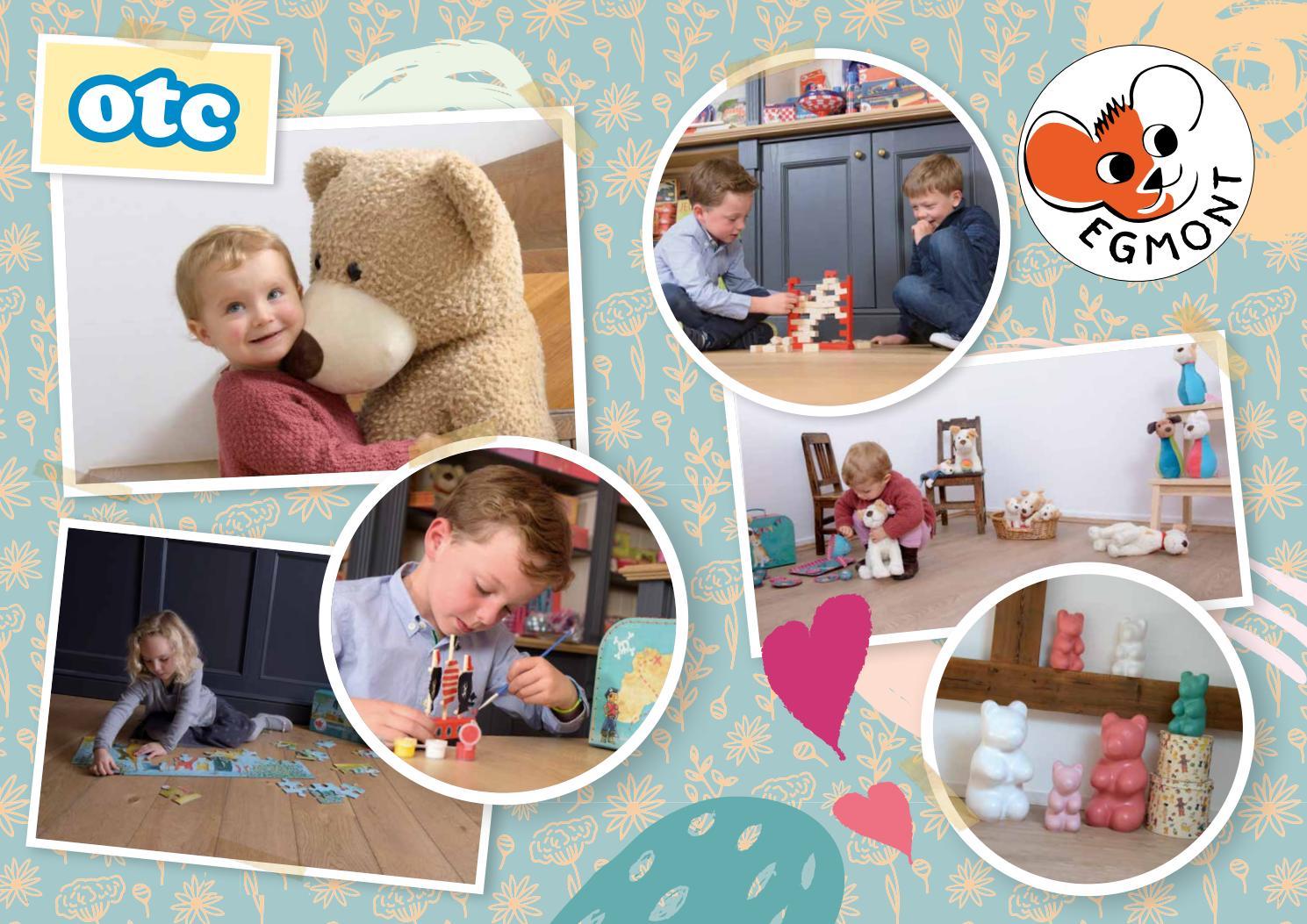 Catálogo Egmont Toys_Otc Service 2018 by Old Teddy\'s Company - issuu
