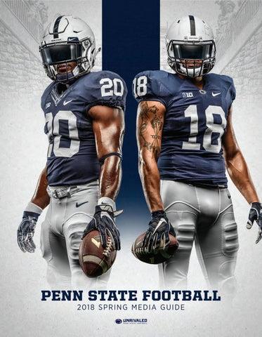 2018 Penn State Football Spring Guide by Penn State Athletics - issuu b5c2ba13b