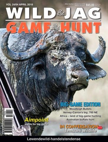 Game & Hunt - April 2018 by PressPad - issuu