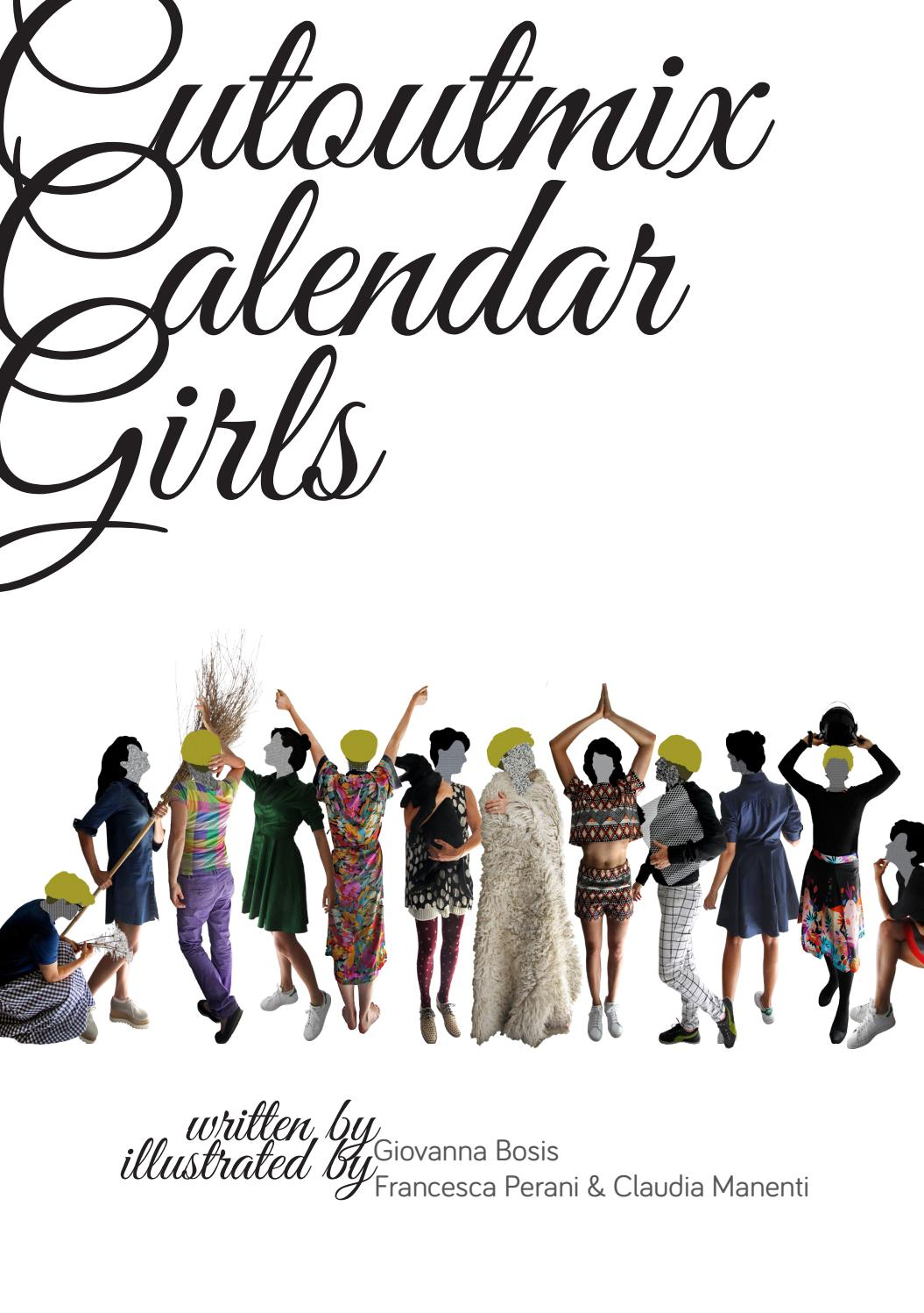 Ponderare Su Una Sedia A Sdraio.Cutoutmixcalendargirls By Cutoutmix Issuu