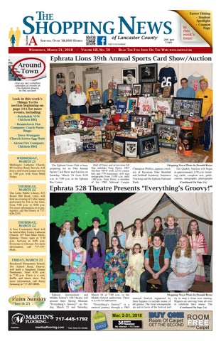 2cfc298a2da 03.21.18 issue by Shopping News - issuu