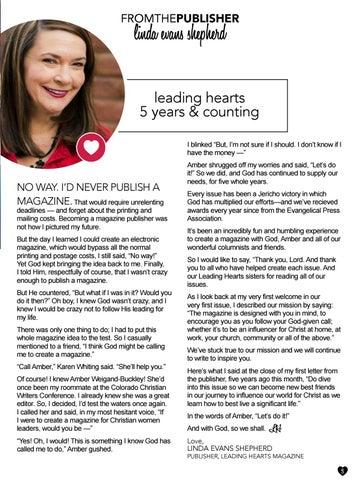 Page 3 of Linda Evans Shepherd