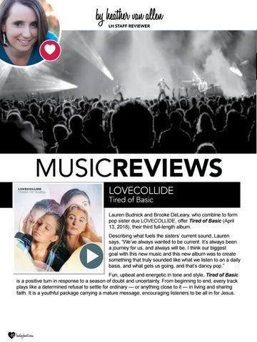 Page 42 of Heather Van Allen—Music Reviews