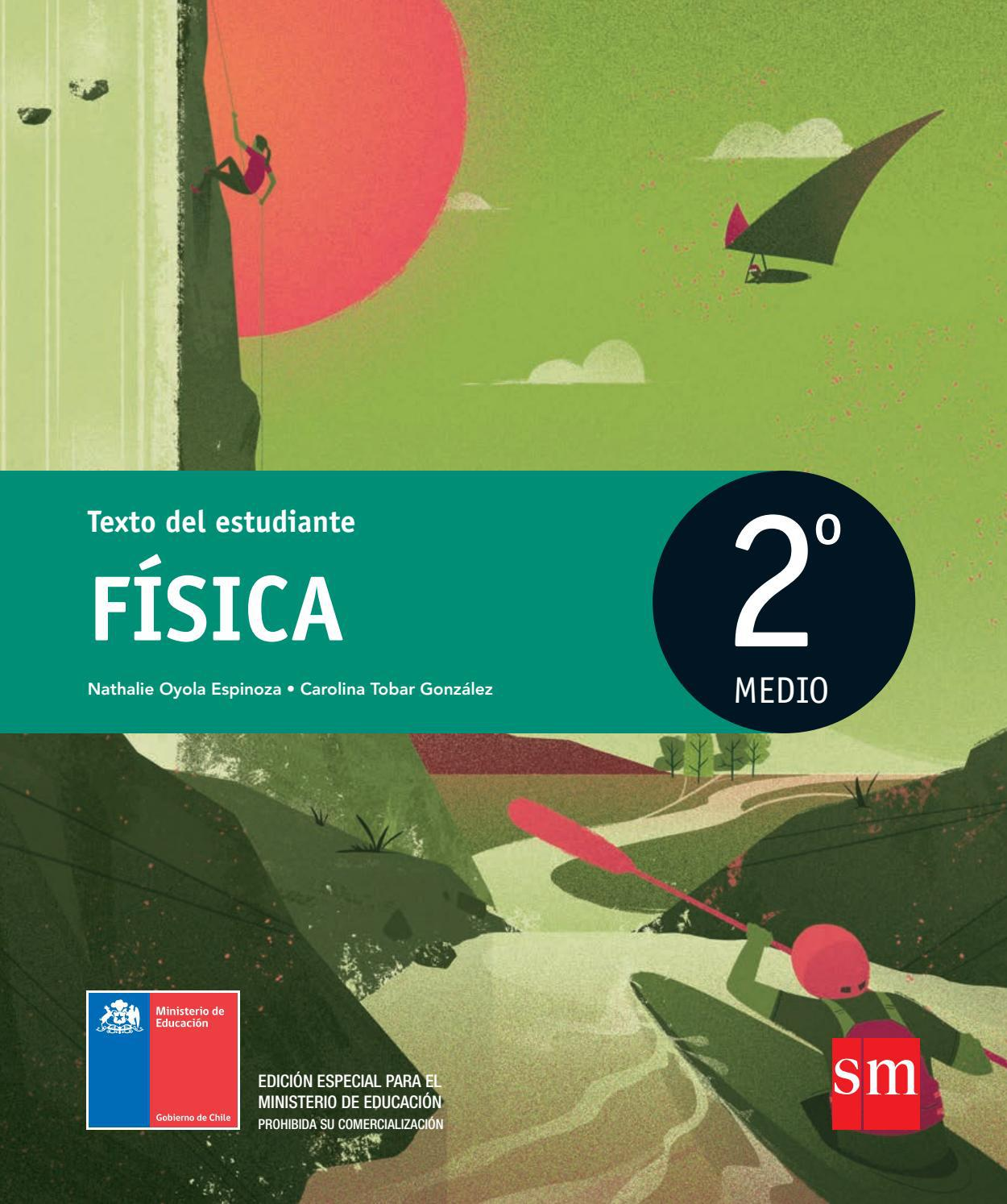 Textos escolares Fisica 2 medio by Flores Manuel - issuu
