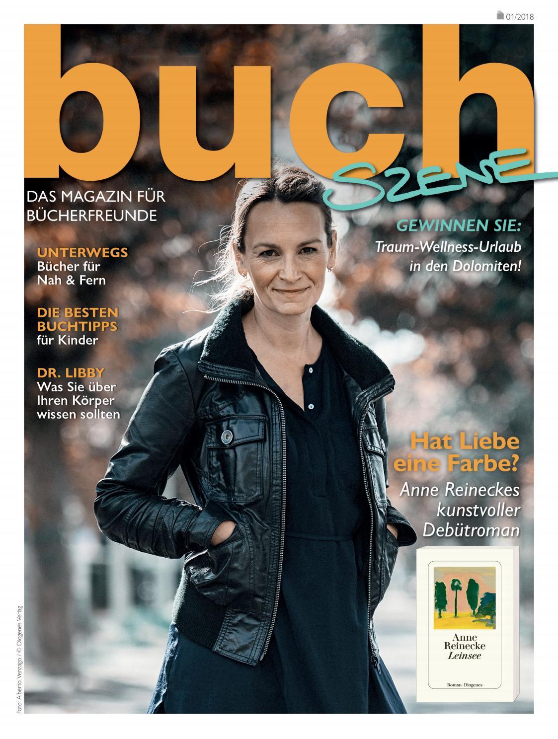 buchSZENE I/2018 | Das Magazin für Bücherfreunde by Buchwerbung der ...