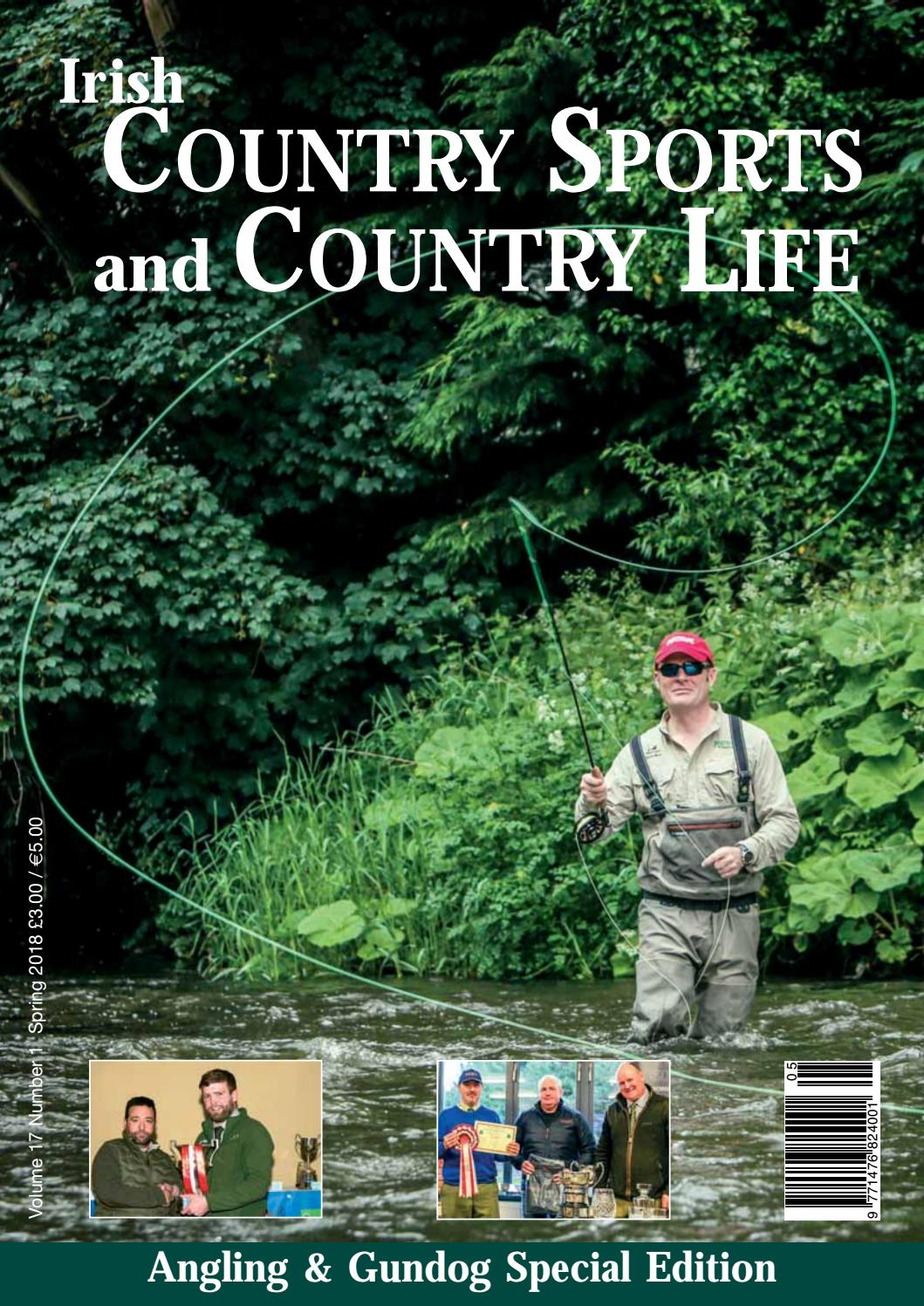 Irish Country Sports And Life Spring 2018 By Bluegator Super Black Eagle Ii Trigger Assembly World39s Largest Supplier Of Creative Issuu