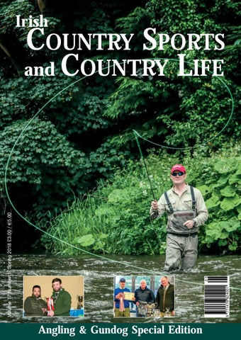 07b10bb0c2d Irish Country Sports and Country Life - Spring 2018 by Bluegator ...