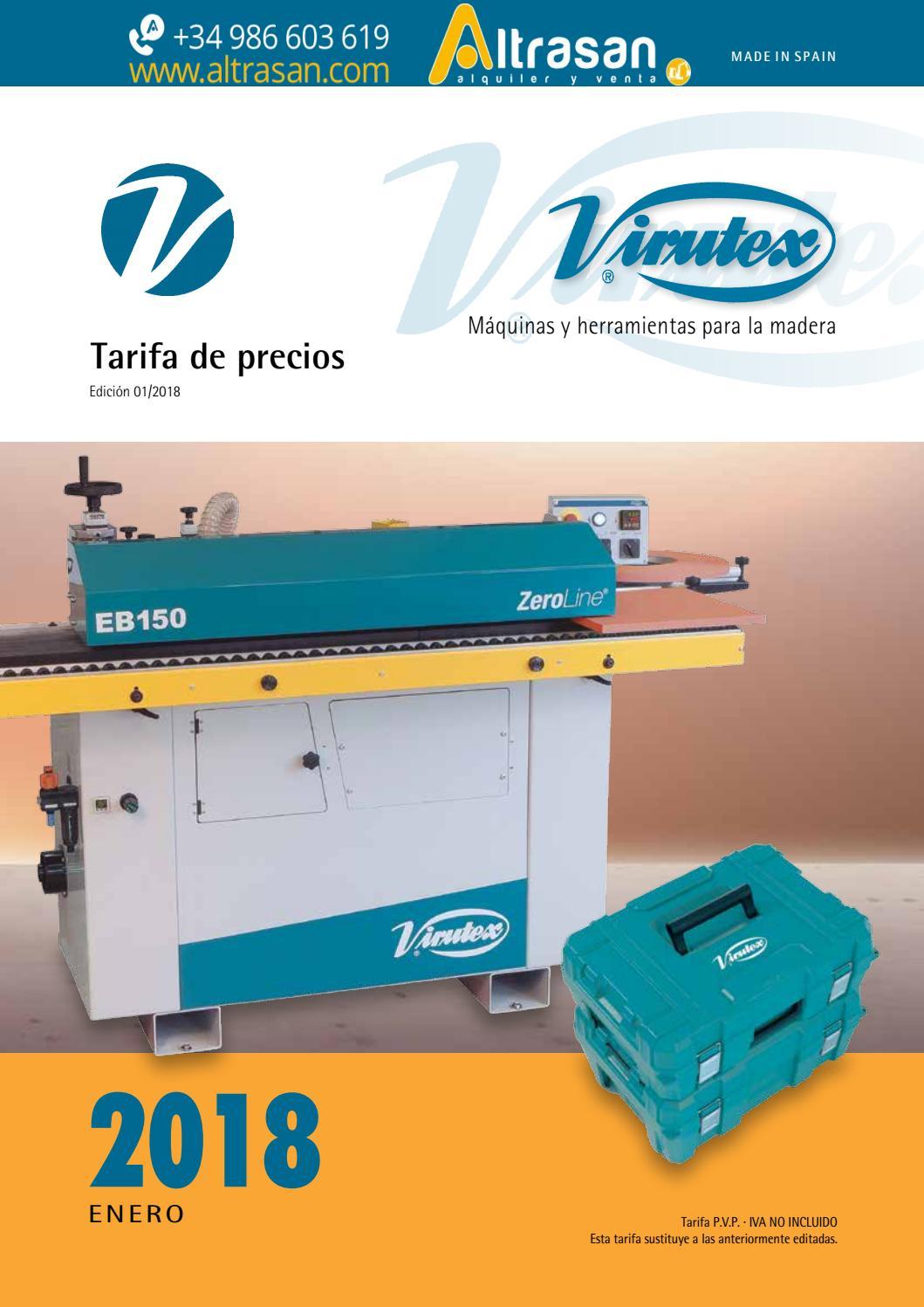 Soporte prensor con ruedas SPR770T VIRUTEX 7000700