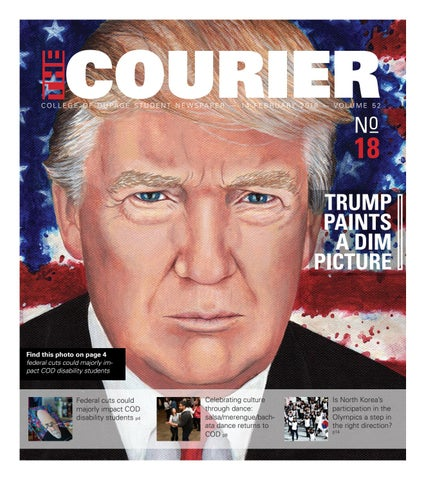 February 14, 2018 by Courier Student Newspaper - issuu