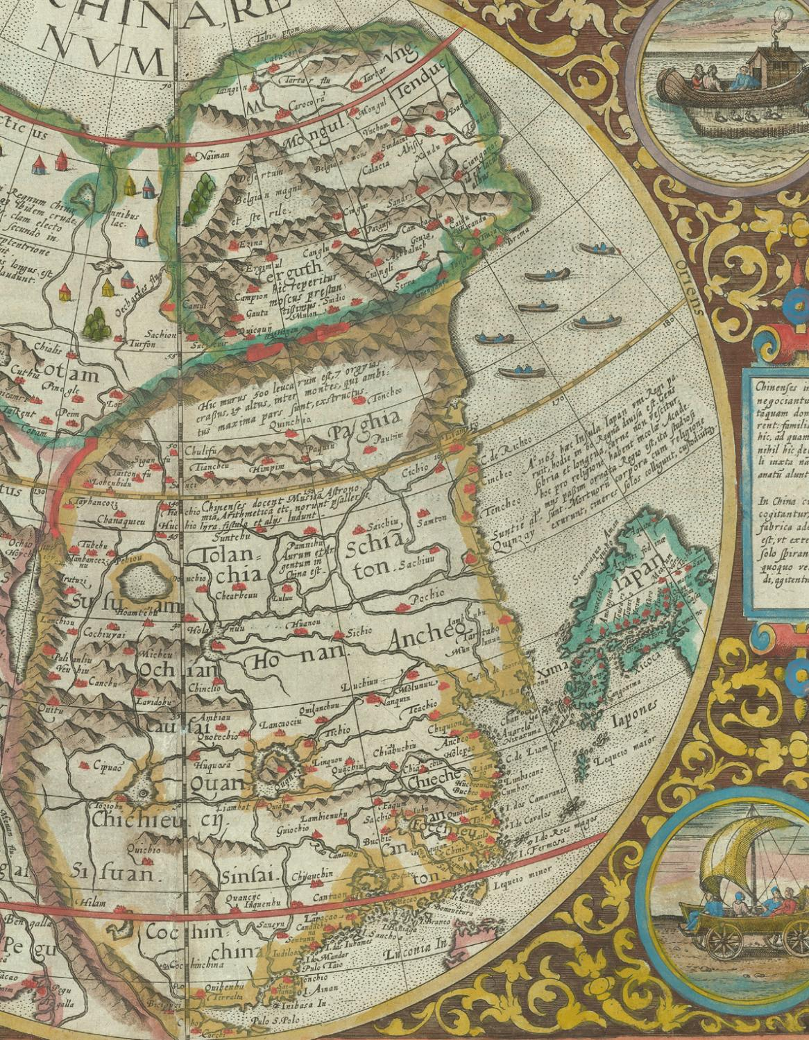 London an old map by Johann Baptist Homann modern reproduction c1740
