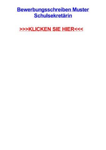 bewerbungsschreiben muster schulsekretrin grevenbroich north rhine westphalia themen aufsatz fr 6 klasse - Bewerbung Schulsekretarin