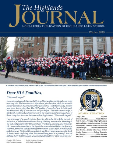The Highlands Latin Journal - Winter 2018 by Memoria Press - issuu