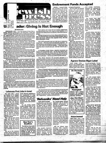 info for c99dc c05f9 August 6, 1976 by Jewish Press - issuu