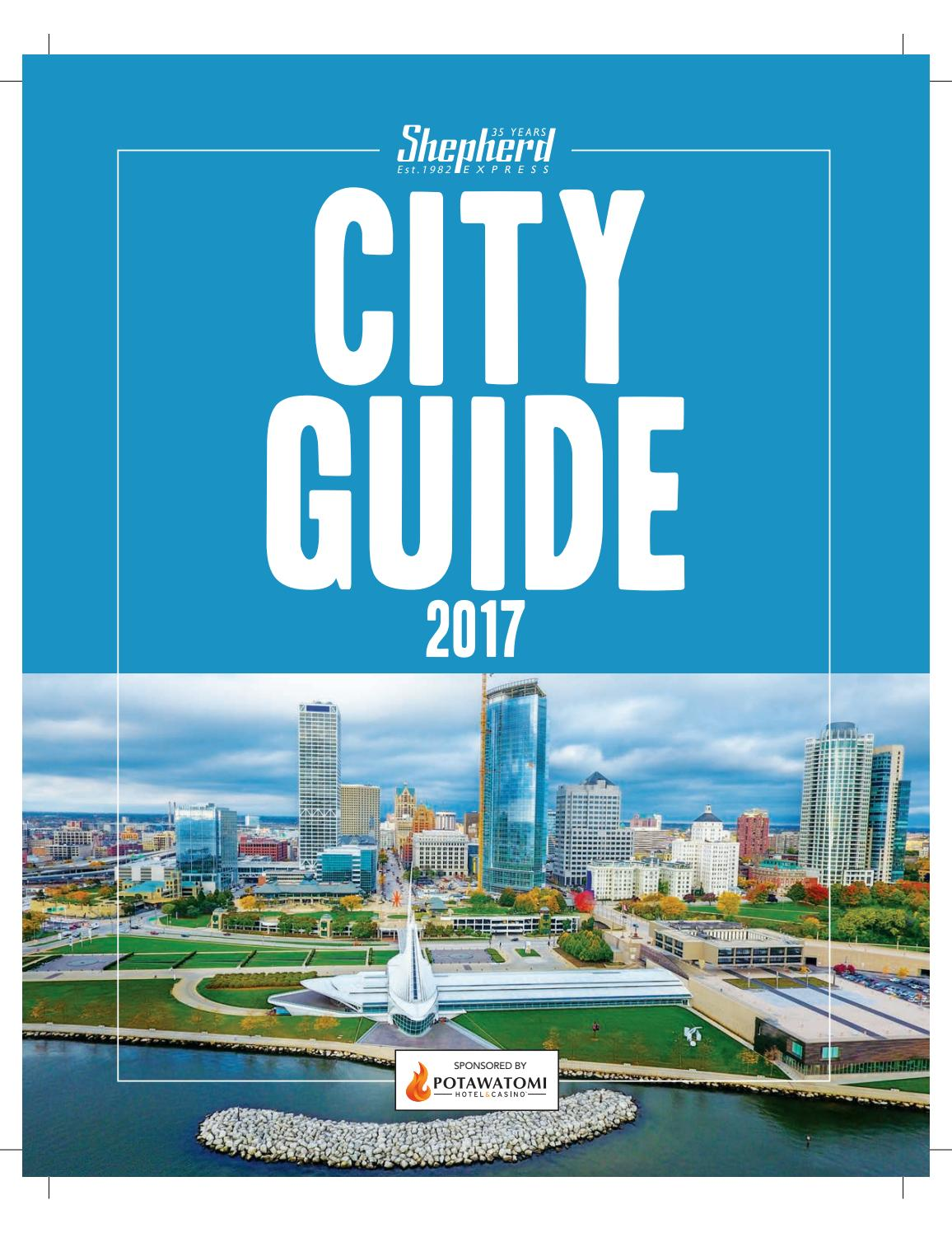 City Guide 2017 by Shepherd Express - issuu