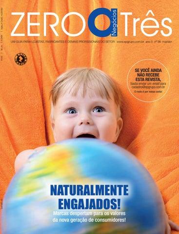 Revista Negócios de Zero a Três  36 by EP Grupo – Agência de ... f0d6fa42f2