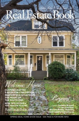 Volume 25 No 13 By The Real Estate Book Nova Scotia
