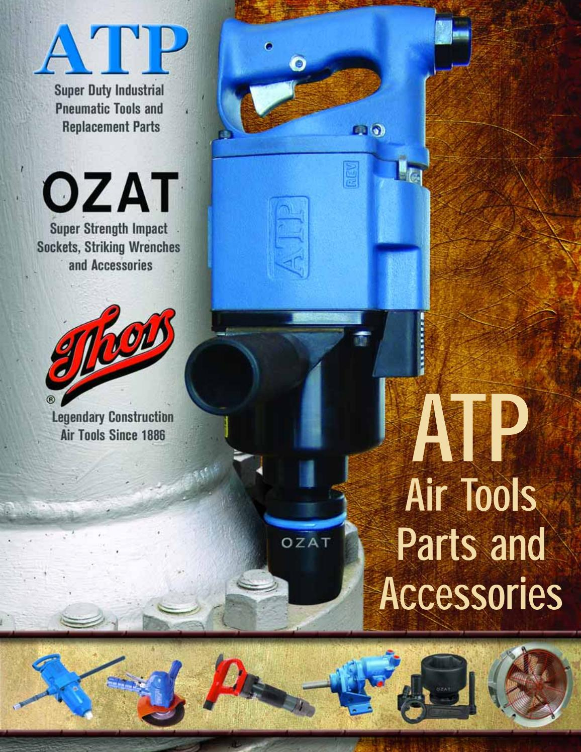 Ingersoll Rand IR261-TK2 Motor Tune Up Kit 0.75 in Impact Wrench Part